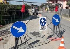 Dovera, Padania Acque : verso la conclusione i lavori del cantiere fognario  frazione Postino