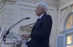 Roma Il saluto di Mattarella per il 2 giugno : con pandemia ritrovato anche vero volto Repubblica