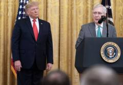 "McConnell e Trump: ""matrimonio"" di convenienza 
