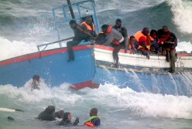 Pianeta Migranti Cremona . Il fai da te selvaggio dei soccorsi in mare.