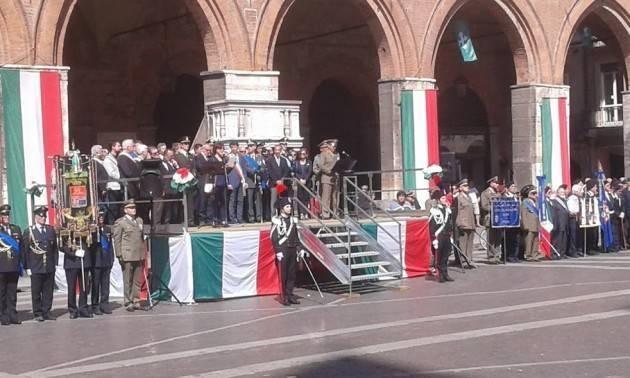 Feste della Repubblica dal  2 giugno 2011 ad oggi nella provincia di Cremona