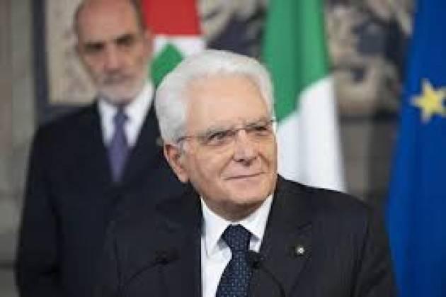 LnM #LottaCovid-19 Molti i Lombardi nominati  Cavalieri  al Merito Repubblica Italiana da Mattarela