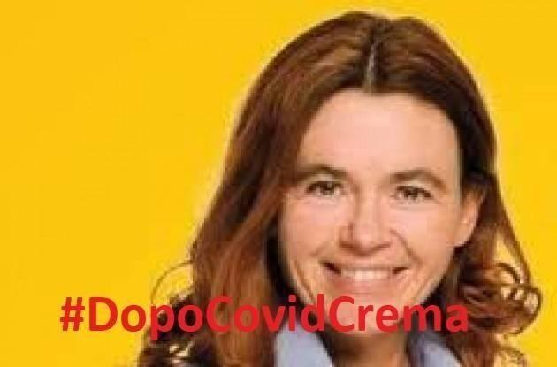#DopoCovidCrema  Stamane il Questore di Cremona, Dr.ssa Carla Melloni è venuta in visita a Crema