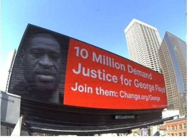 Giustizia per George Floyd | Firma la petizione