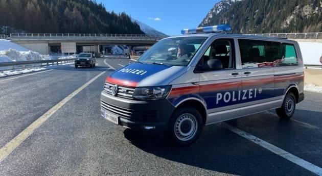 L'Austria valuta la riapertura all'Italia dal 15 giugno