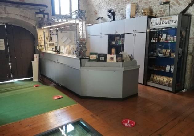 Pizzighettone Domani - Sabato 6 Giugno - la riapertura  Ufficio turistico e dei Musei nelle Mura