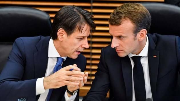 Sanchez e Conte scrivono all'UE: coordinare i confini aperti