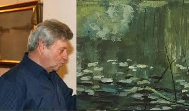 "L'ARTISTA ARNALDO GIROLDINI (""OTELLO"")  | Agostino Melega (Cremona)"
