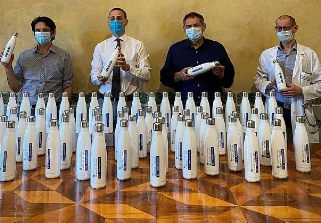 Cremona FONDAZIONE SOSPIRO ADERISCE ALLA CAMPAGNA 'PLASTIC FREE'