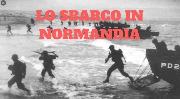 AccaddeOggi 6 giugno  1944 Europa/Usa. La lezione dello sbarco in Normandia |ADUC