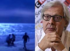 Vittorio Sgarbi rischia di annegare - VIDEO