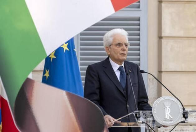 Mattarella e i 50 anni delle Regioni