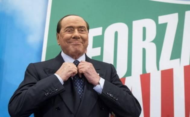 Berlusconi: ''Io al Quirinale? Vorrei solo che gli italiani si rendessero conto di quanto fatto per loro''