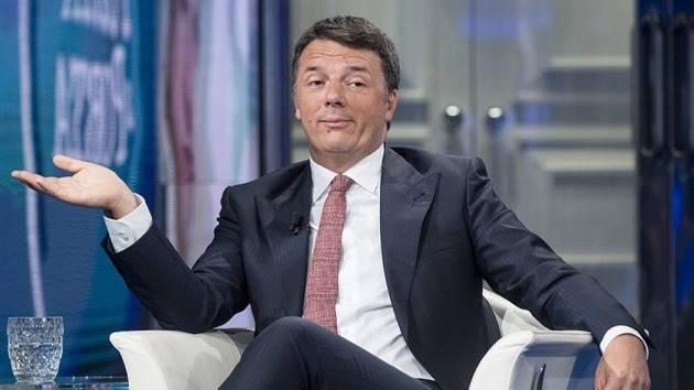 Renzi: ''Non mi ascoltano? Questo non è più il mio governo''