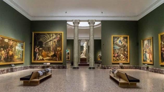 Riaperta la Pinacoteca di Brera