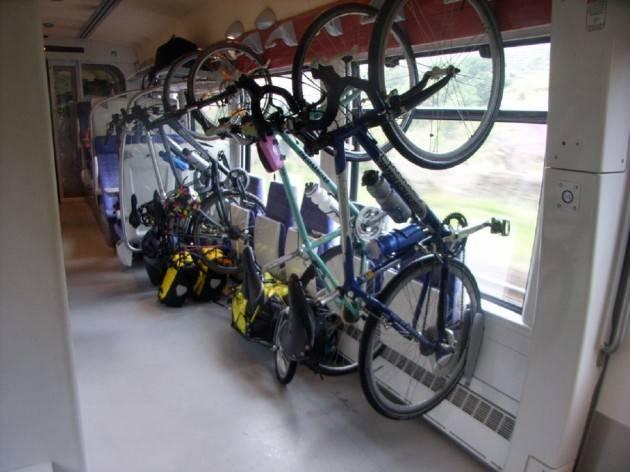 Incontro Trenord-rider su questione bici in treno