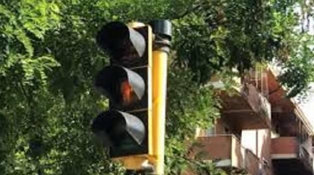 Cremona Presto intervento risolutivo sugli impianti semaforici di viale Po