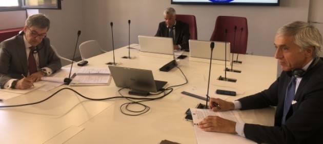 L'Italia presenta l'Organismo di monitoraggio ed analisi della criminalità