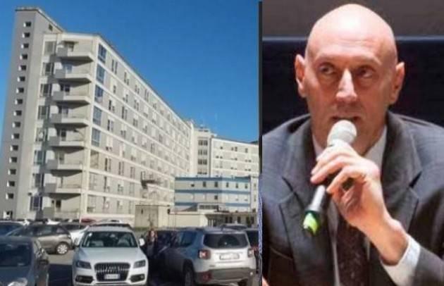 Luca Nolli (M5S Cremona) Un nuovo ospedale non serve ma va riqualificato quello esistente