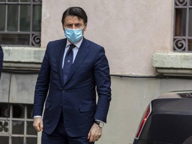 Conte incontra PD, M5S e Italia Viva