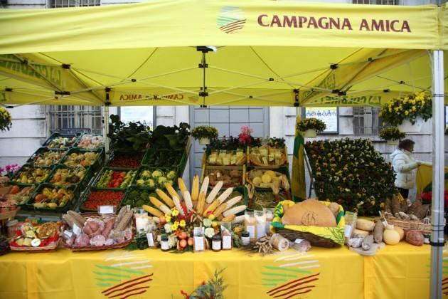 Coldiretti Il Mercato di Campagna Amica torna domani- 15 giugno- a Rivolta d'Adda
