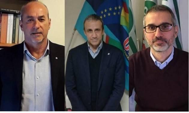 Nuovo Ospedale Cremona Cgil-Cisl-Uil Tre SI Condizionati | Pedretti, Soncini e Perboni
