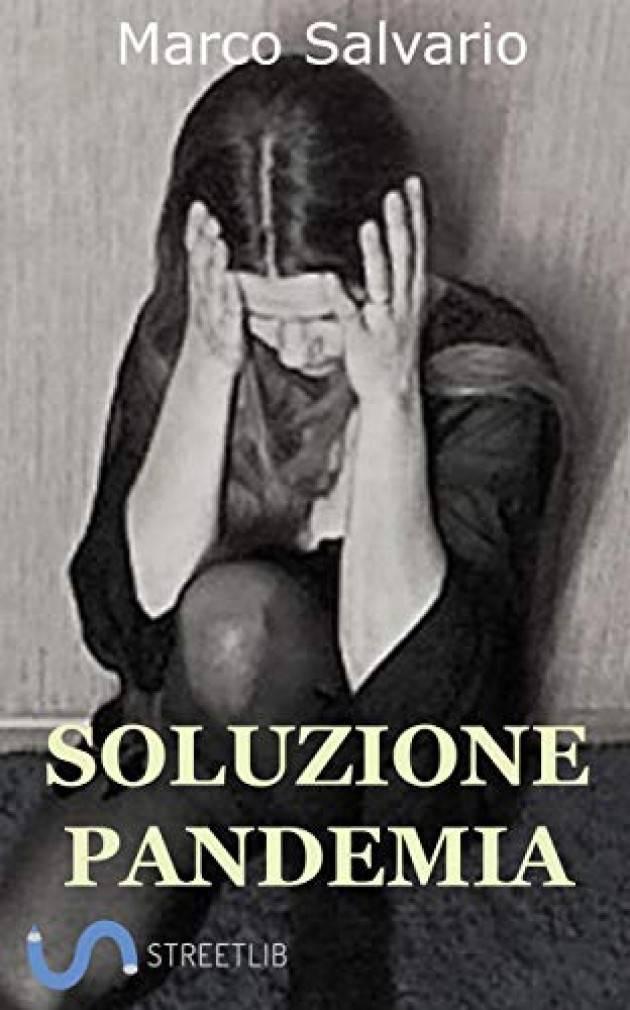 SOLUZIONE PANDEMIA di Marco Salvario Recensione di Miriam Ballerini