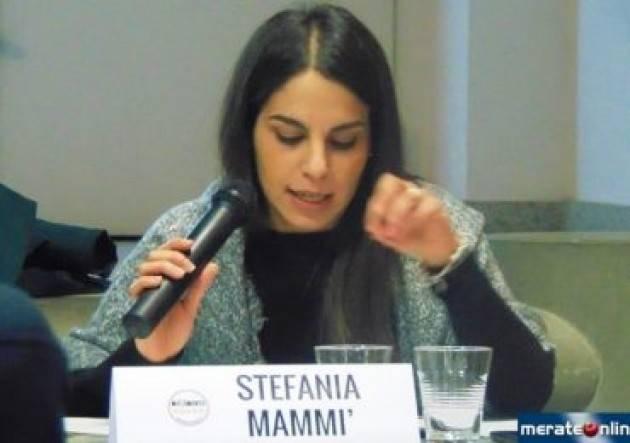 MILANO - ON.MAMMI' (M5S) 'ASCOLTARE I LAVORATORI CHE HANNO AVUTO CORAGGIO PER COLMARE IL CORAGGIO MANCATO ALLA LOMBARDIA