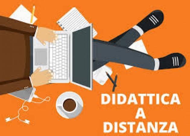 La DaD (didattica a distanza) ha solo esteso la distanza! | Lucio Garofalo