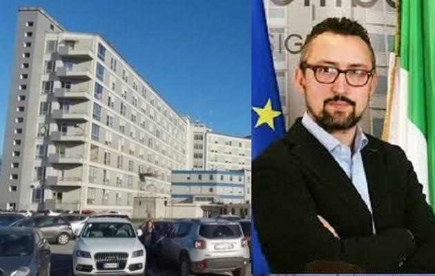 NUOVO OSPEDALE CREMONA AL LAVORO PER UN NUOVO MODELLO DI SANITA' CHE INVESTA NEL TERRITORIO | Matteo Piloni (PD )