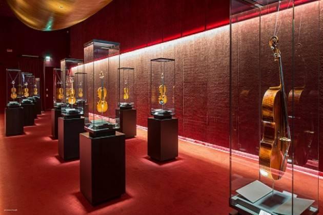 Cremona, al Museo del Violino visite guidate gratuite e biglietto ridotto