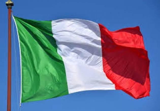 Il 19 giugno si ricorda la bandiera italiana nata  il 7 gennaio 1797 a Reggio Emilia CNDDU