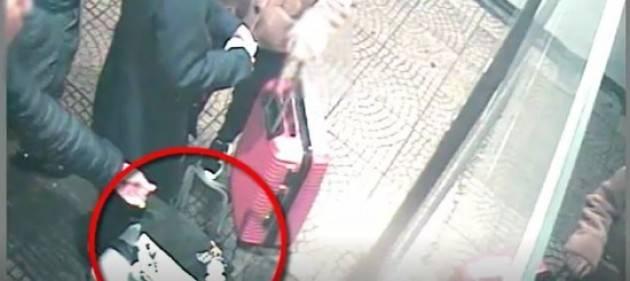 Furti sui treni, 4 arresti - VIDEO