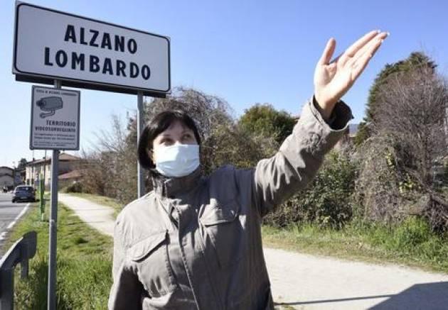 Ad Alzano Lombardo ''Giornata memoria'' vittime