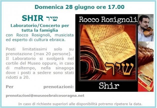 La riapertura del Museo Ebraico di Soragna