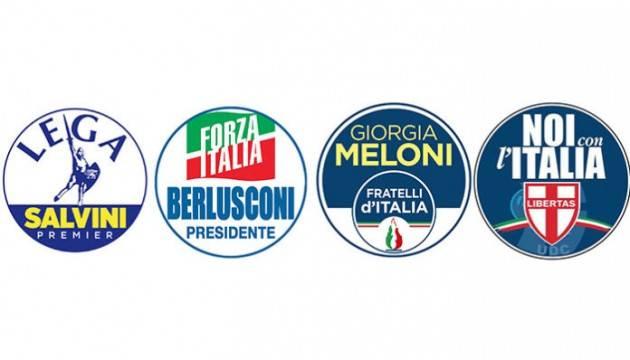 Regionali, i candidati del centrodestra: tornano Fitto e Caldoro