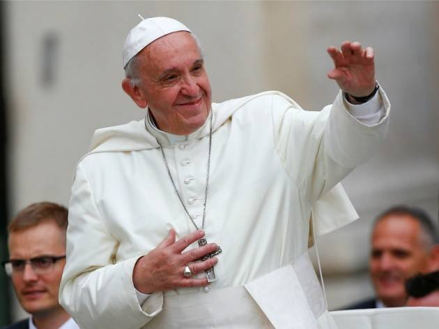 Papa Francesco, telefonata ai sanitari di Pesaro: ''Siete degli eroi''