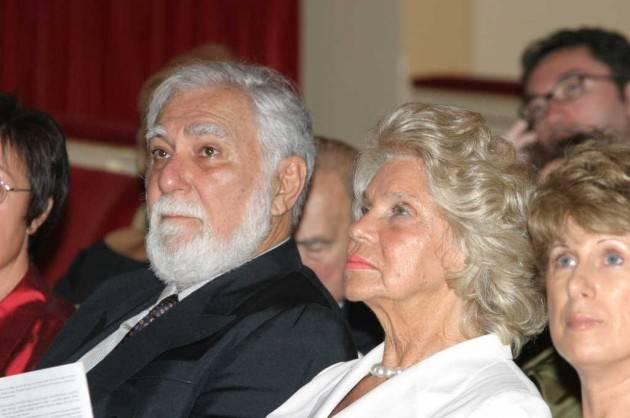MDV Cremona Liuteria in lutto per la scomparsa di Evelyn Axelrod