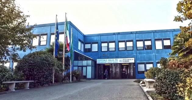 Degli Angeli e Fiasconaro (M5s): 'Istituire una  Asst autonoma  Ogliopo per il territorio Casalasco e Viadanese'