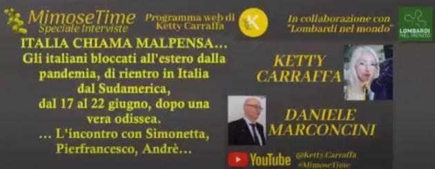 LnM MimoseTime&LnM Incontro con Pietro Mariani (Spagna) e Maurizio Mior (Canarie)