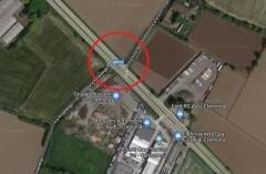 Cremona Nuova rotatoria in via Castelleone, riprendono i lavori