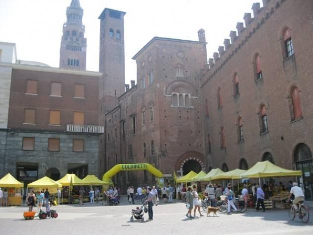 Coldiretti Domenica 28 giugno Campagna Amica torna in piazza Stradivari a Cremona