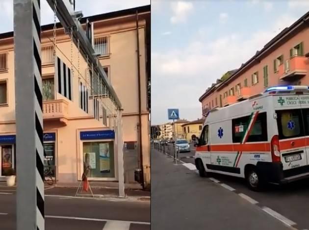 News M5S Crema Piscina: diciamo basta a questa brutta storia; Ambulanze bloccate
