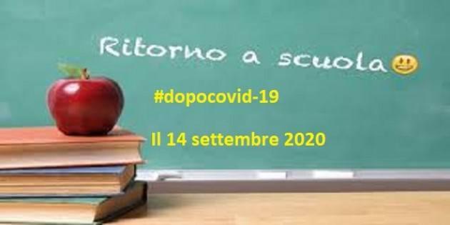 Si ritorna a scuola il 14 settembre 2020. Azzolina: 'Fatto buon lavoro'. Bonaccini: 'Grazie ministro'