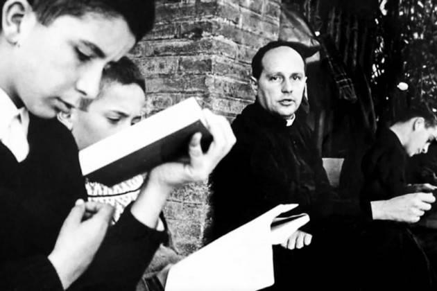 ACCADDE OGGI Il 26 giugno 1967 moriva don Lorenzo Milani, il migliore dei maestri.