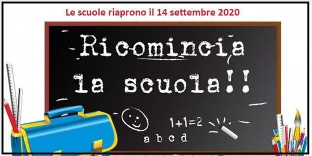 FLC-CGIL Si torna a scuola il 14 settembre : il miliardo annunciato è un primo passo frutto ns  mobilitazioni.