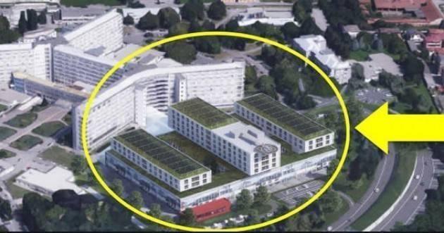 Cremona Ospedale, la Lega: investire sulle strutture non basta, serve implementazione dei servizi.