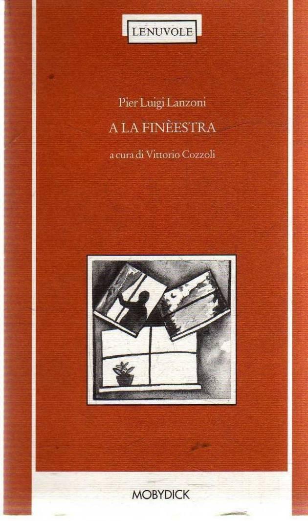 Il poeta cremonese Pierluigi Lanzoni ricordato da Vincenzo Montuori (Cremona)