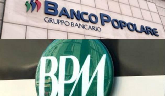 BancoBPM non riapre circa 250 filiali sul territorio nazionale. Protesta unitaria dei sindacati del settore