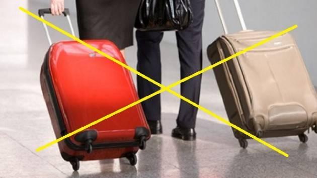 Federconsumatori Le nuove norme Enac sui bagagli a mano.